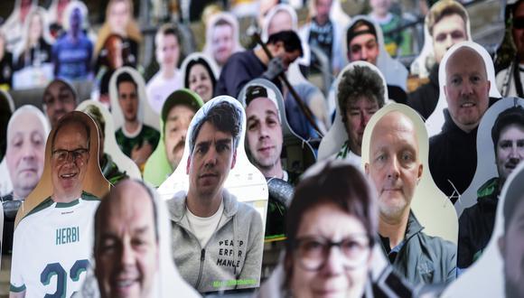 La iniciativa está insipirada en el movimiento liderado por un grupo de aficionados del Borussia Mönchengladbach. (Foto: AFP)