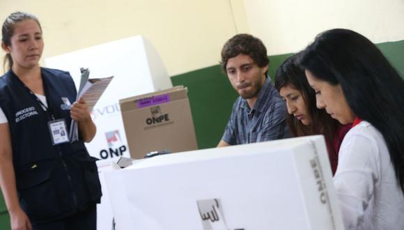 Más de 25 millones de peruanos emitirán su voto el 11 de abril para decidir quiénes serán sus autoridades en el período 2021-2026 (Foto: Andina)