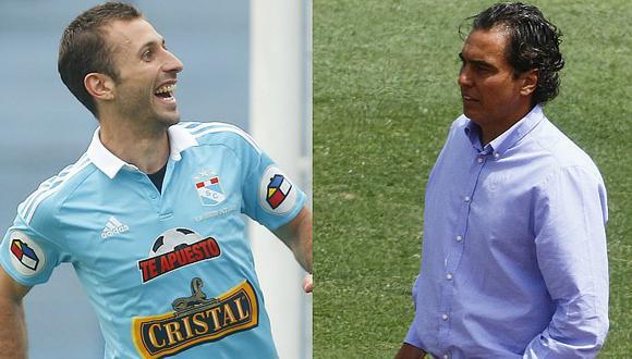 Sporting Cristal: Esto le pide Horacio Calcaterra a 'Chemo' Del Solar