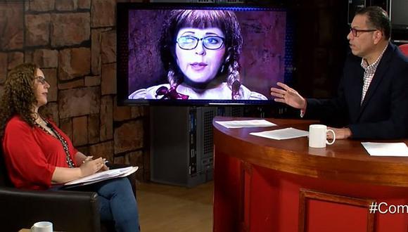 """YouTube   Phillip Butters le dice """"Anabelle"""" a congresista Rosa Bartra y su reacción es viral en redes   VIDEO"""