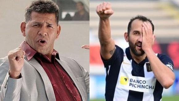 """El """"Puma"""" salió en defensa de Aldo Corzo y mandó un mensaje al atacante de Alianza Lima"""