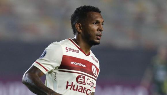 Alberto Quintero tiene dos goles en la Liga 1 2021. (Foto: Universitario de Deportes)