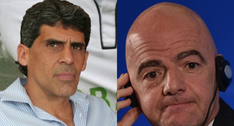 Álvaro Barco y expresidente de la Comisión de Justicia denunciaron a la FPF ante la FIFA