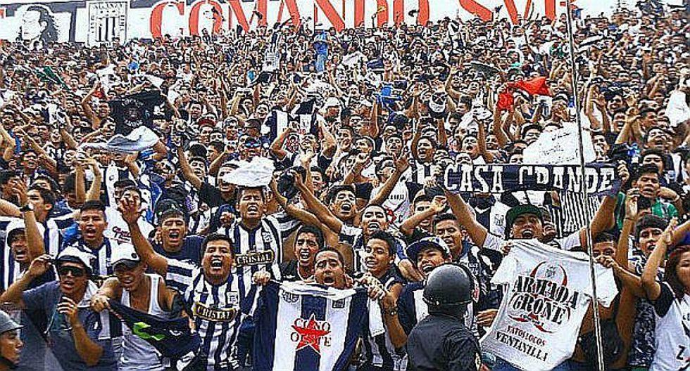 Alianza Lima: esta será la ubicación para los hinchas en la Sudamericana