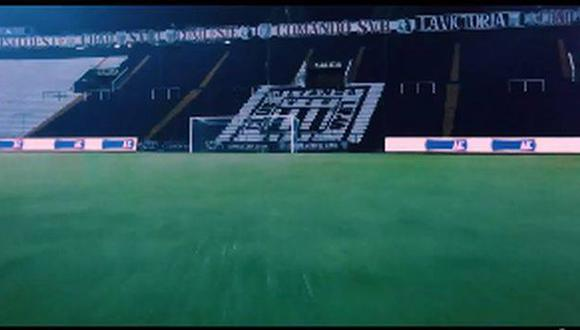 Alianza Lima y cerveza Cristal juntos en la Liga 2 (Captura)