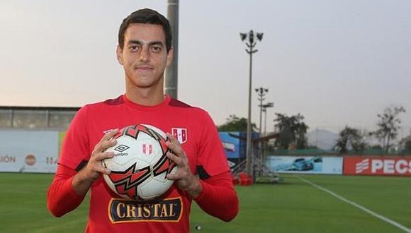 Alejandro Duarte es uno de los futbolistas convocados pensando en la Copa América 2021. (Foto: GEC)