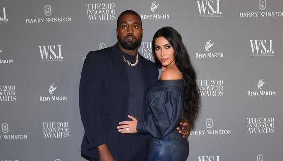 Kanye West busca llegar a la presidencia de Estados Unidos, pero una nueva noticia lo aleja de su sueño. (Foto de Angela Weiss / AFP)