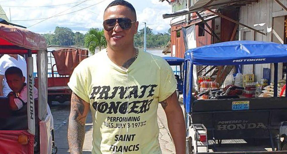 Jonathan Maicelo compartió una foto y dio detalles de la donación que hizo a hospitales. (Foto:  Instagram)