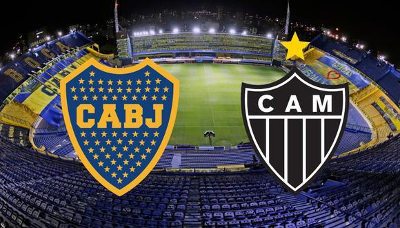 Sigue en vivo, Boca Juniors vs. Atlético Mineiro por los octavos de final de la Copa Libertadores.