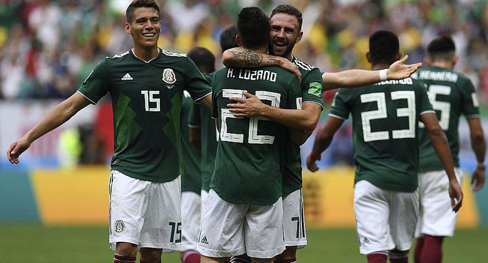 Gol de la selección de México en Rusia 2018 causó un sismo [FOTO]