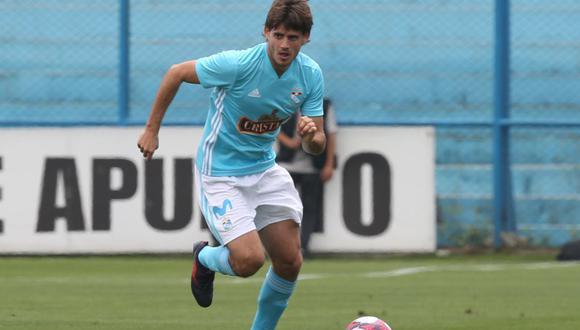 Omar Merlo llegó a Sporting Cristal en la temporada 2018. (Foto: GEC)
