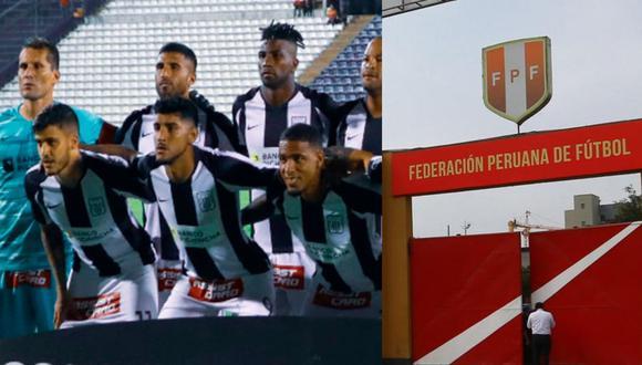 El TAS le dio la razón a Alianza Lima y los 'grones' deberán jugar en la Liga 1.