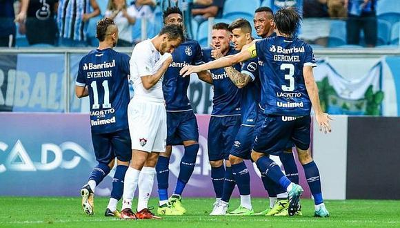 Beto da Silva y la mala racha que cortó con su gol en Gremio