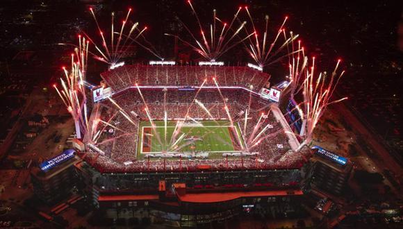 Raymond James Stadium albergará el Super Bowl 2021