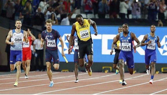 Usain Bolt se despide del atletismo con derrota y lesionado [VIDEO]