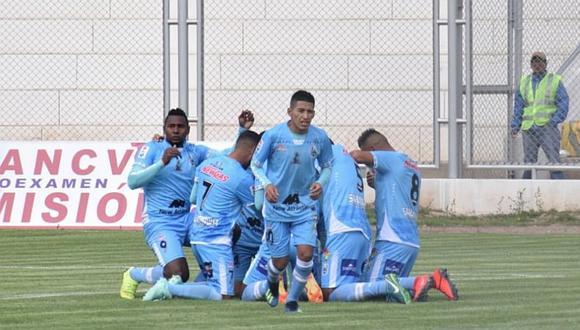 Binacional goleó 4-1 a UTC en Juliaca por la quinta fecha de la Liga 1
