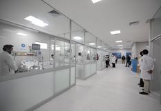 Hospital Luis Negreiros entrega 11 nuevas camas UCI para tratar casos graves de COVID-19