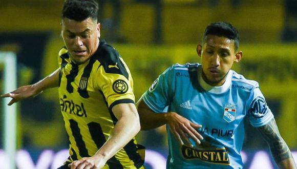 Sporting Cristal se enfrentó a Peñarol en Uruguay por el partido de vuelta de cuartos de final de Copa Sudamericana.