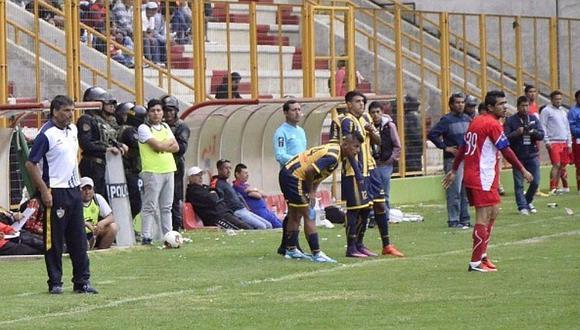 Sport Rosario: Diego Chávez fue despedido por mal estado físico