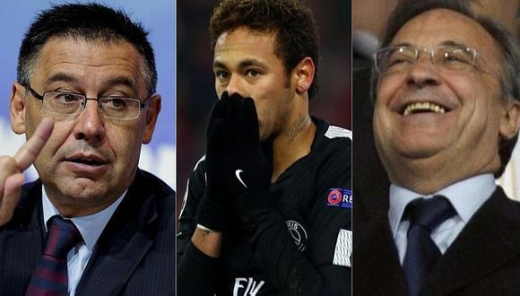 La mala jugada del Barcelona de Messi que empuja a Neymar hacia el Real Madrid
