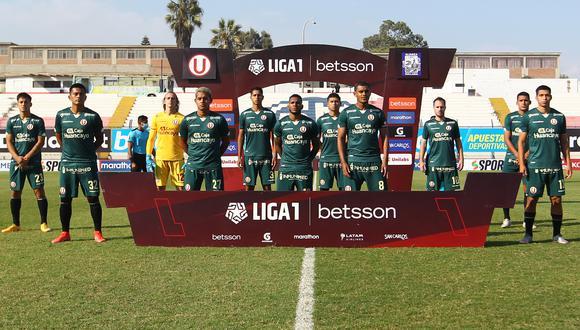 Universitario enfrentará a Cienciano EN VIVO por la fecha 7 de la Liga 1. Sigue todos los detalles del partido aquí. (Foto: Liga 1)