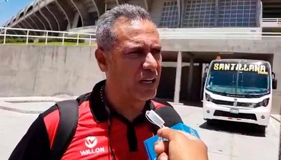 DT de Melgar confirma separación de Fuentes y aclara rumores de pelea