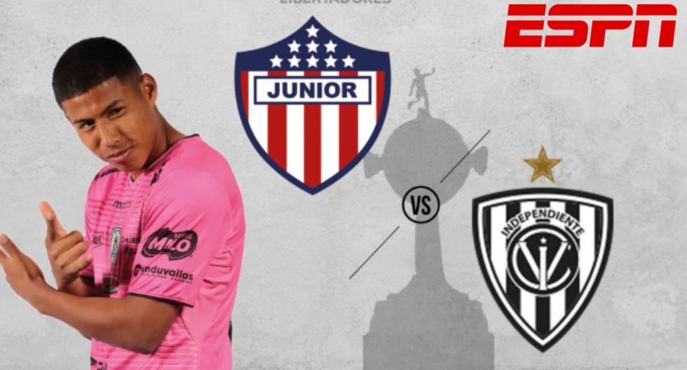 Revive el partido de Junior e Independiente del Valle vía ESPN