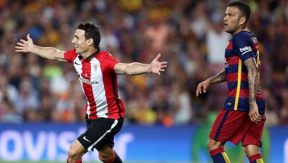 Barcelona no pudo y Athletic Bilbao es el campeón de la Supercopa [VIDEO]