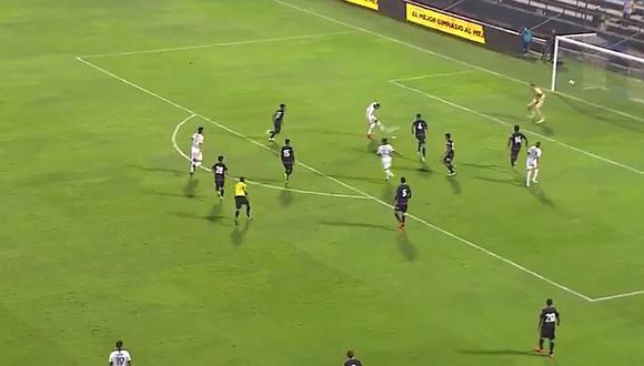 Diego Penny le ahogó el grito de gol a Felipe Rodríguez con increíble atajada   VIDEO
