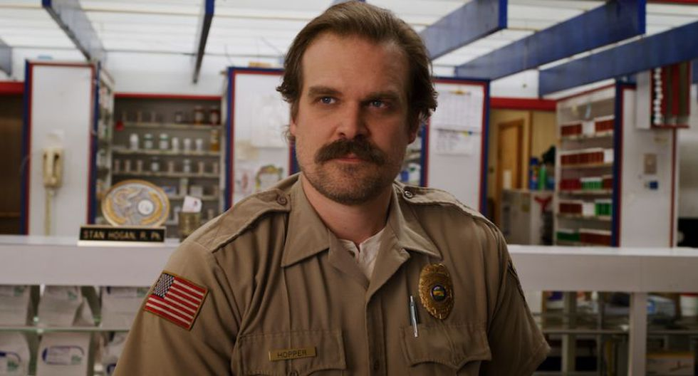 """Stranger Things 4"": nuevo adelanto revela lo que todos esperaban del futuro de Jim Hopper. (Foto: Netflix)"