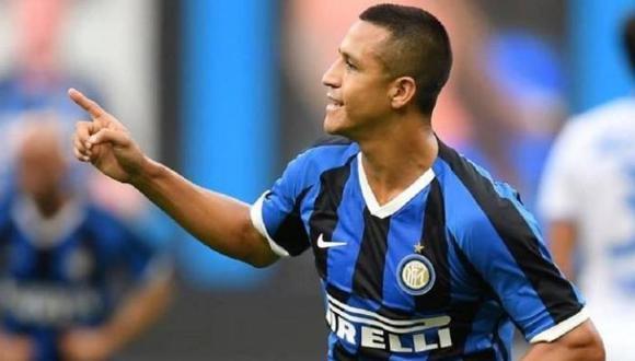 Inter confirma transferencia definitiva de Alexis Sánchez