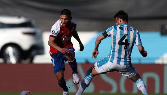 Nacional es el único puntero del grupo F de la Copa Libertadores