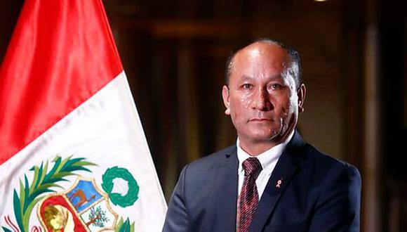 Juan Francisco Silva se pronunció sobre los polémicos nombramientos en su sector. (Foto: Presidencia)
