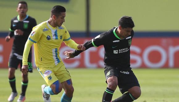 Alianza Lima vs. Carlos Stein en la Videna. (Foto: Liga 1)