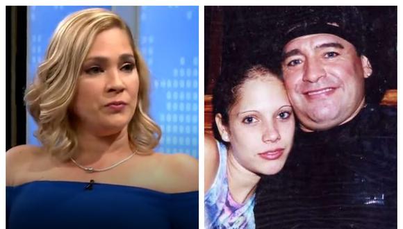 Mavys Álvarez rompió su silencio y habló sobre su relación con Maradona.