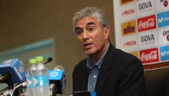 Juan Carlos Oblitas insistió en el regreso a las actividades en el fútbol y otros deportes. (Foto: GEC)
