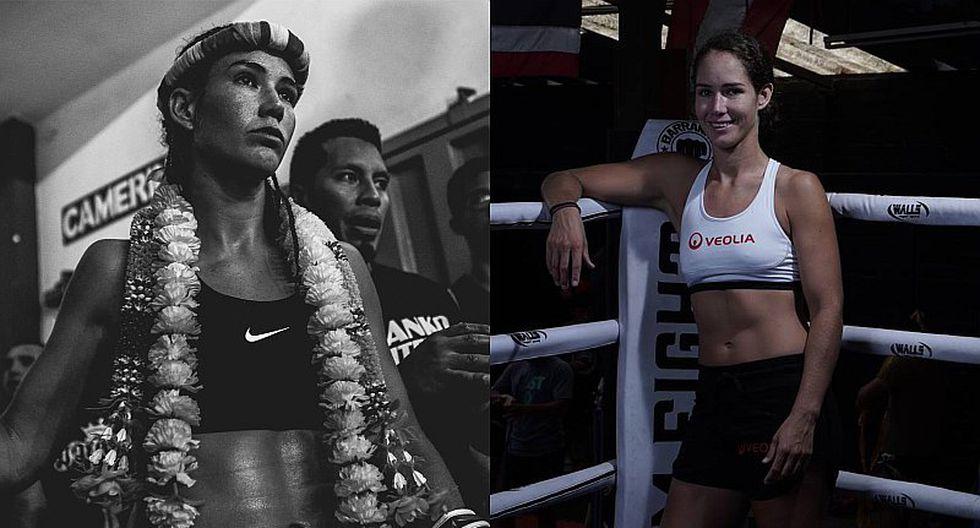 Fiorella Conroy representará al Perú en Mundial de Muay Thai