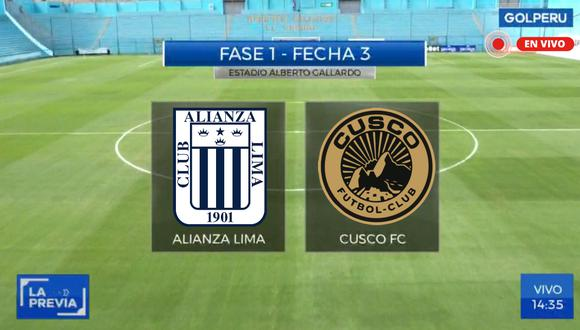 Alianza Lima hará su estreno en la Liga 1 2021 el martes 30 de marzo. (Foto: Alianza Lima)