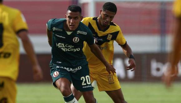 Universitario vs. Cantolao: chocan en el Alberto Gallardo por la Fase 2 de Liga 1. (Foto: Liga de Fútbol Profesional)