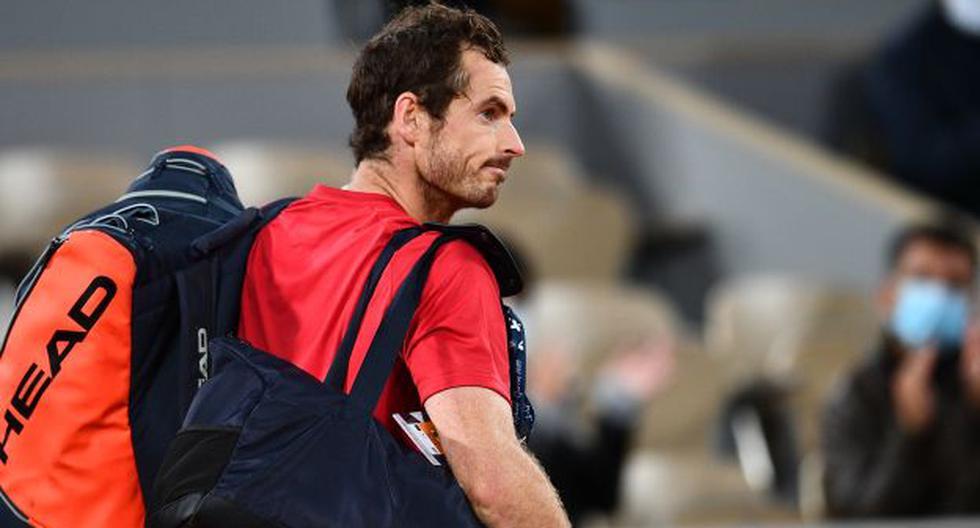 Andy Murray podría perderse el Abierto de Australia tras contagiarse de coronavirus