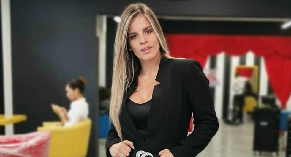 Alejandra Baigorria ofrece confeccionar de manera gratuita mascarillas y uniformes contra el coronavirus. (Foto: Instagram)