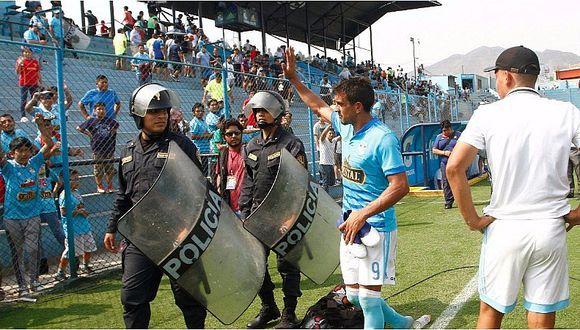 Sporting Cristal: Diego Ifrán protagoniza pelea con hinchas en Instagram