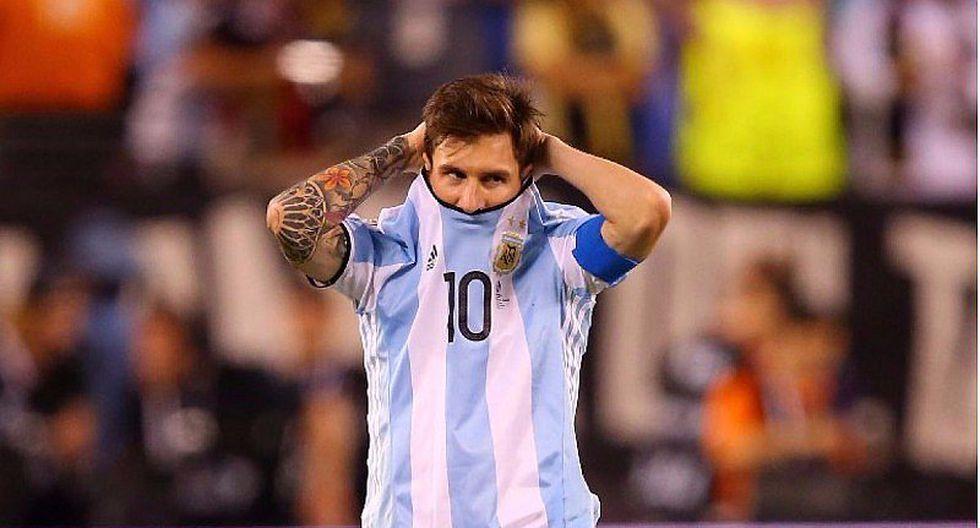 Selección argentina: ¿Qué hizo Lionel Messi en su noche libre? [FOTOS]