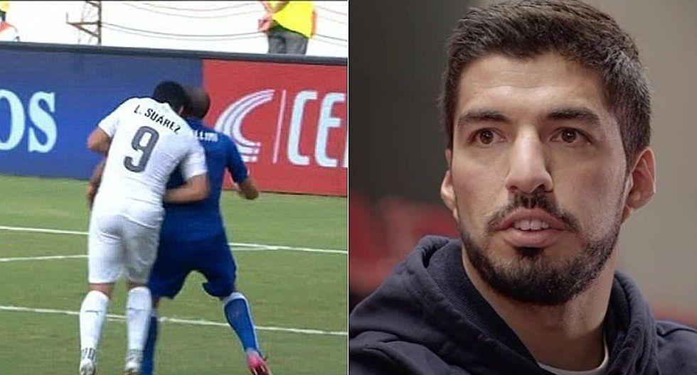 "Luis Suárez: ""Barcelona me quiso pese a morder a Chiellini"""