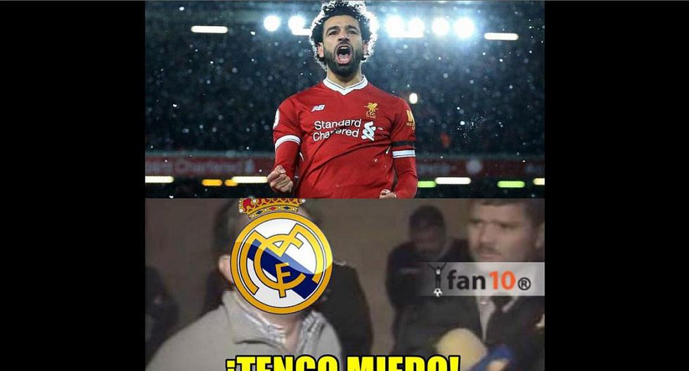 Liverpool 5-2 Roma: los mejores memes con Salah protagonista [FOTOS]