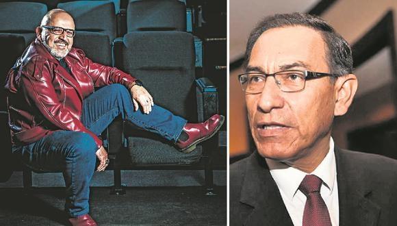 El periodista habló tras la decisión de declarar infundado el pedido de prisión contra Martín Vizcarra.