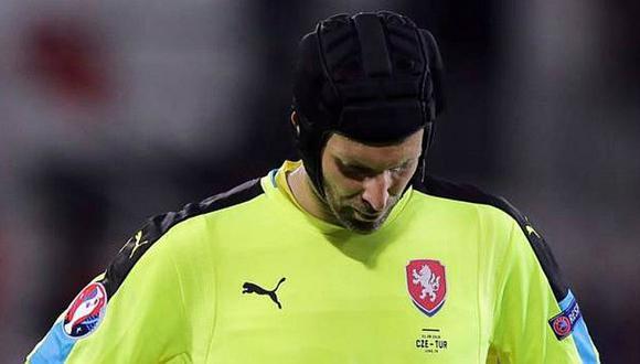 Eurocopa 2016: Petr Cech se retira de la selección checa [FOTO]