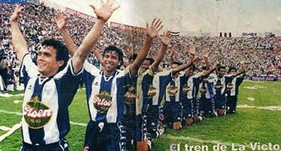 Alianza Lima: Se cumplen 21 años del título con Jorge Luis Pinto