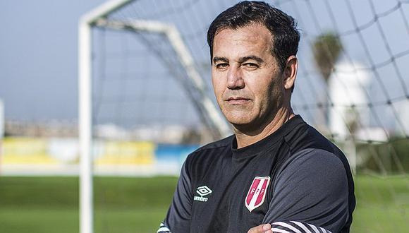 Selección peruana | Jefe de la Unidad Técnica de Menores, Daniel Ahmed dejará la FPF