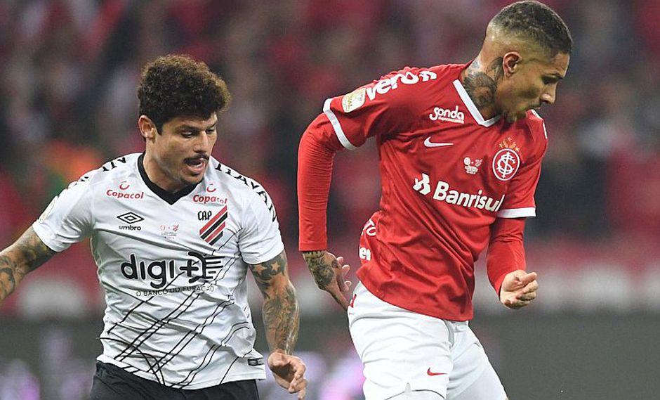 VER RESUMEN GolTV y SporTV EN VIVO   Internacional perdió la final de la Copa de Brasil ante Athletico Paranaense